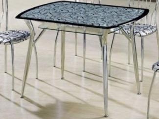 Стол обеденный А605F-F  - Мебельная фабрика «Эксито»