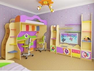 Мебель для детской Мульт  - Мебельная фабрика «ИнтерМебельДизайн»