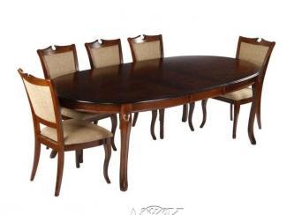 Стол обеденный Royal темный орех