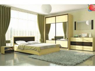 Спальный гарнитур Кора - Мебельная фабрика «Альбина»