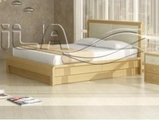 Кровать из массива Arikama 1 в комнату - Интернет-магазин «Оксана мебель», г. Муром