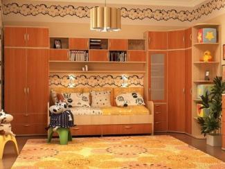 Детская Орион 4 - Мебельная фабрика «Порта»