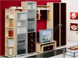 Гостиная стенка Ницца - Мебельная фабрика «Европа»