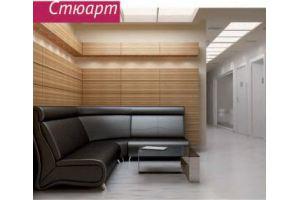 Угловой низкий диван Стюарт - Мебельная фабрика «Бландо»