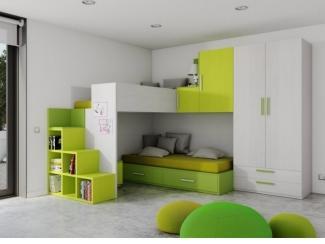 Детская 05 - Мебельная фабрика «Интерьер»