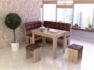 Кухонный уголок Мадрид - Мебельная фабрика «Алсо»