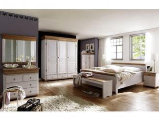 Спальный гарнитур Макао - Импортёр мебели «Theodore Alexander»