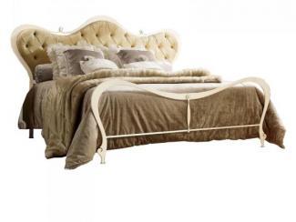 Кровать кованая Daria - Импортёр мебели «Spazio Casa»