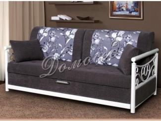 Диван Дорис 2 с белыми подлокотниками - Мебельная фабрика «Домосед», г. Кузнецк