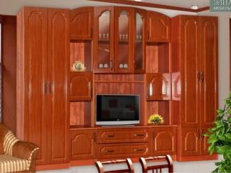 Гостиная стенка Макарена 1 (МДФ) - Мебельная фабрика «Элна»