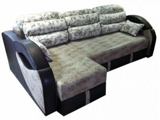 Мягкий угловой диван Ника 6