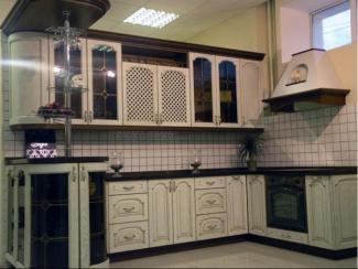 Кухня Лючия массив - Мебельная фабрика «Илья-Сейф (Добрые кухни)»