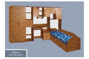 Детская 3 - Мебельная фабрика «МФА»