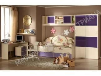 Уютная детская Тедди  - Мебельная фабрика «Триана»