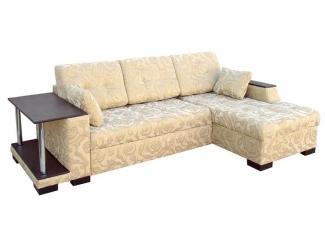 Угловой диван со столиком - Мебельная фабрика «POBEDA.»