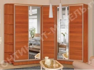 Большой шкаф-купе  29 - Мебельная фабрика «Континент-мебель»