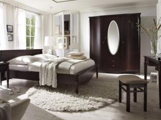 Спальня Вилла 1 - Мебельная фабрика «Ангстрем (Хитлайн)»