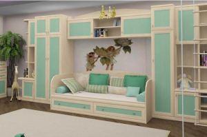 Детская Герда - Мебельная фабрика «Лазурит»