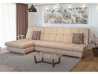 Угловой диван Лотос - Мебельная фабрика «Элика мебель»