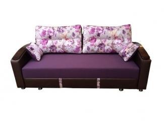 Прямой двуспальный диван Бостон - Мебельная фабрика «Витэк»