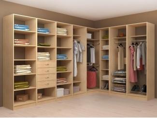 Шкаф Гардеробная ALEXA  6 - Мебельная фабрика «Баронс»