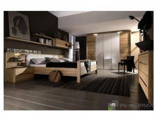 Спальня Ре-Форма 013 - Изготовление мебели на заказ «Ре-Форма», г. Уфа