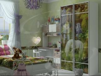 Шкаф - купе «Сказочный лес» - Мебельная фабрика «Ладос-мебель»