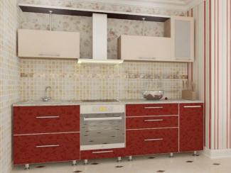 Кухонный гарнитур прямой Сиберия-100 - Мебельная фабрика «Форт»