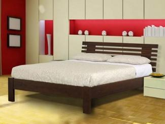 Кровать Бали-5 массив бука - Мебельная фабрика «Диамант-М»