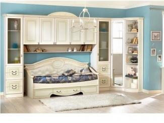 Молодежная спальня Кливия - Мебельная фабрика «Любимый дом (Алмаз)»