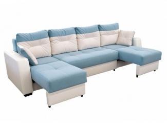 Палермо 9 МДФ диван-трансформер тройной  - Мебельная фабрика «Анюта», г. Владивосток