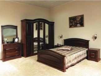 Спальный гарнитур Луиза 2 - Салон мебели «Zaman»