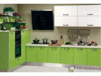 Угловая кухня Модерн 002 - Изготовление мебели на заказ «Ре-Форма»