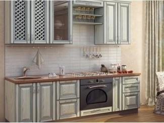 Кухонный гарнитур прямой Ретро - Мебельная фабрика «Meberotti»