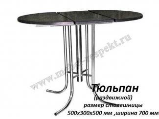 Стол Тюльпан раздвижной - Мебельная фабрика «Респект»