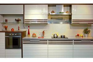 Кухонный гарнитур прямой Танака - Мебельная фабрика «NewLine»