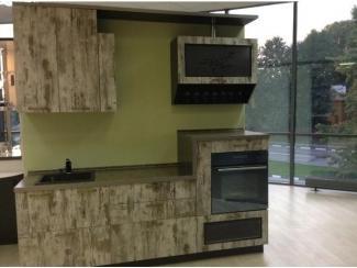 Кухня из пластика ПЛ-4 - Мебельная фабрика «Леспром»