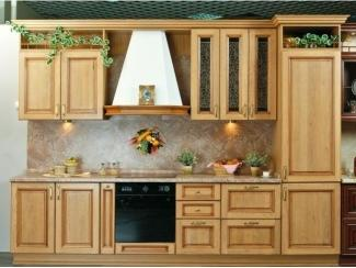 Прямая кухня  - Мебельная фабрика «Метрика мебельная мануфактура»