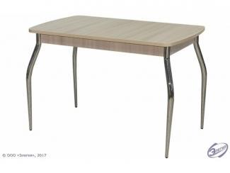 Стол обеденный раздвижной (на металлокаркасе) - Мебельная фабрика «Элегия»