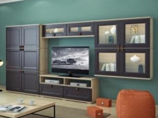 Гостиная стенка Марсель 2 - Мебельная фабрика «Балтика мебель»