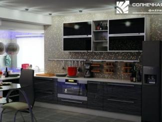 Кухня прямая 7