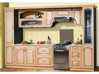 Кухонный гарнитур прямой Ария