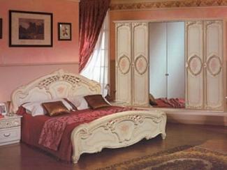 Спальный гарнитур «Роза ИД беж» - Оптовый мебельный склад «Дина мебель»