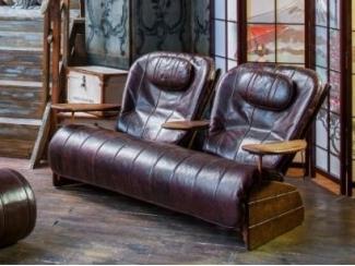 Диван 2местный Havana - Импортёр мебели «Arredo Carisma (Австралия)»