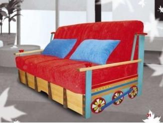 Детский диван  Амадо Невский экспресс - Мебельная фабрика «Бис»