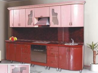 Кухня прямая «Сирень 2»
