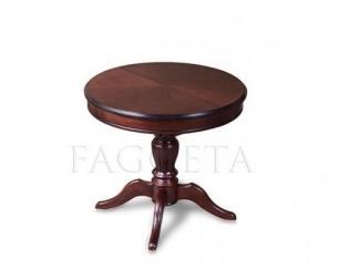 Стол обеденный, круглый, раздвижной Верона 1 - Салон мебели «Faggeta»