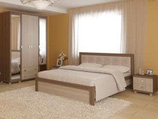 спальня Жасмин - Мебельная фабрика «Аквилон»