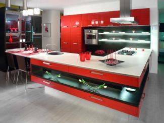 Кухня 7 - Мебельная фабрика «Гранит»