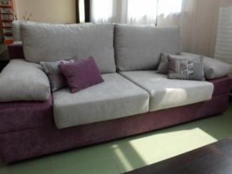 Диван прямой Марсель 1 - Мебельная фабрика «La Ko Sta»
